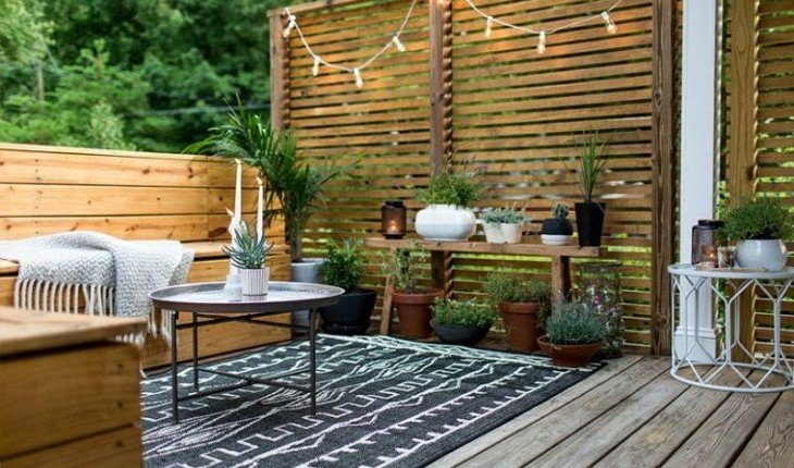 7 ideas realistas para una terraza 'chill out'