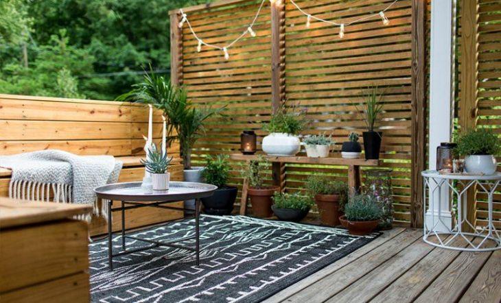7 ideas realistas para una terraza 39 chill out 39 metropormetro - Ideas para cerrar una terraza ...