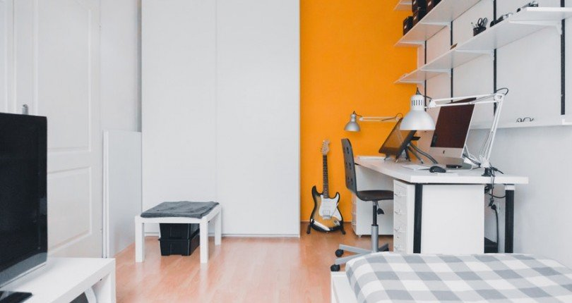 Minimalismo, crear ilusión de espacios donde no los hay