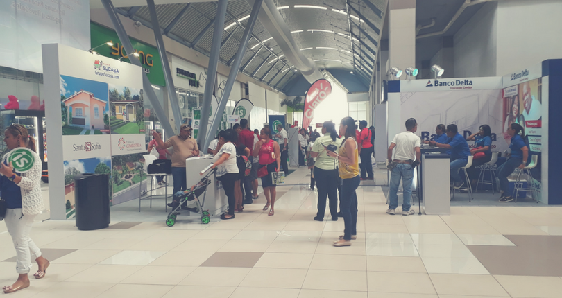 ¡Más de 20 familias separaron su casa nueva en la Feria Inmobiliaria Metro por Metro!