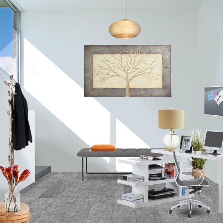 Tener oficina en casa puede brindar mayor calidad de vida y mayor productividad