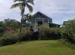 casa con vista al oceano Bocas 2