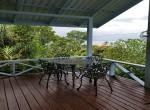 casa con vista al oceano Bocas 3
