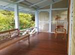 casa con vista al oceano Bocas 4