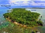 Carenero island showing VA