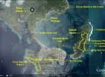 Google - Bocas & Carenero Islands